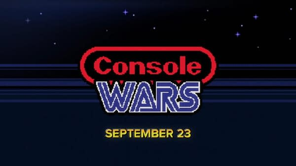CBS all Access will be airing Console Wars on September 23rd, courtesy of CBS.