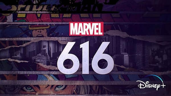 Marvel's 616   Official Trailer   Disney+