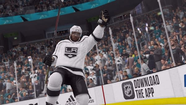 What path will your career take in NHL 21? Courtesy of EA Sports.