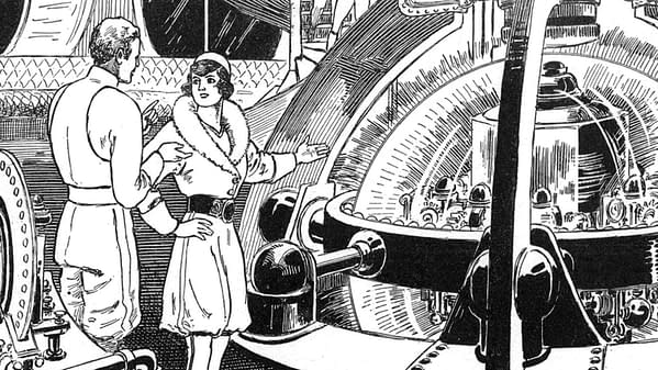 The Amazing Stories Pulp That Influenced Science and Science Fiction