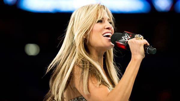 WWE Chasing Glory: Lillian Garcia on Wrestler Inspirational Stories