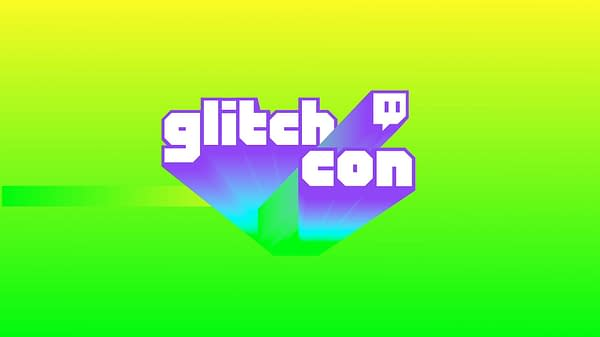 A look at the GlitchCon logo, courtesy of Twitch.