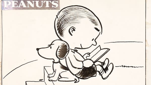 Peanuts Strip from November 17, 1950 by Charles Shulz.