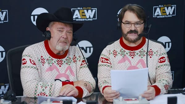"""TBS/TNT Marathon """"A Christmas Story"""" Gets Some AEW in Its Stocking"""