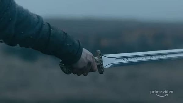 Vikings will ends its run as Amazon Prime exclusive first (Image: Prime Video)