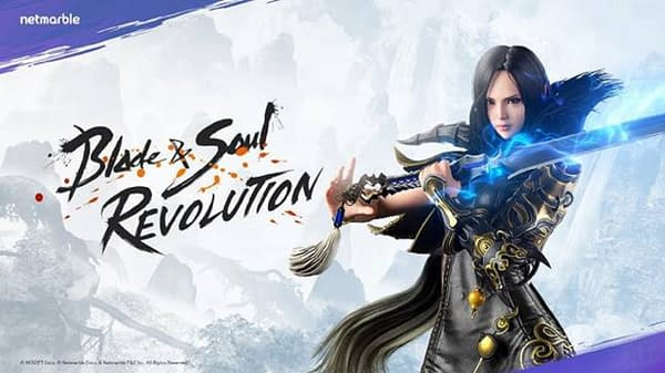 Blade & Soul Revolution will be released sometime in 2021, courtesy of Netmarble.