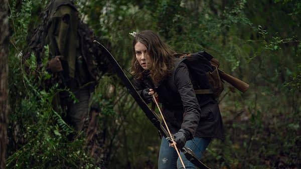 The Walking Dead Season 10c Offers First Look at Lauren Cohan's Maggie
