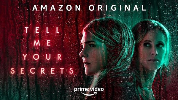 Tell Me Your Secrets: Amazon Releases Trailer For New Thriller Series