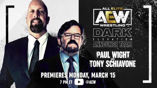 Paul Wight will speak for the first time on AEW Dynamite next week.