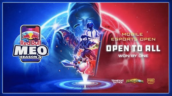Promo art for the Red Bull M.E.O Season 3 Finals
