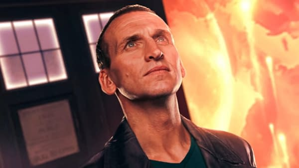 """Doctor Who Star Christopher Eccleston: """"It's High Time"""" For Cyberwoman"""