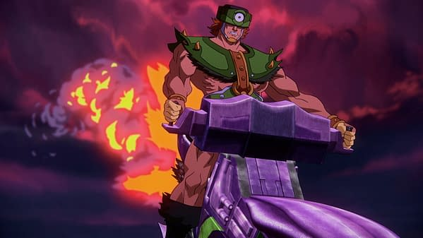 Masters of the Universe: Revelation Teaser Has The Power; Aftershow