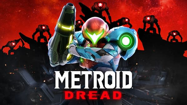 The first 2D Metroid game in nearly 20 years! Courtesy of Nintendo.
