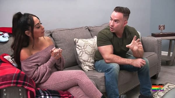 Mike counsels Angelina after learning Chris moved out on Jersey Shore: Family Vacation