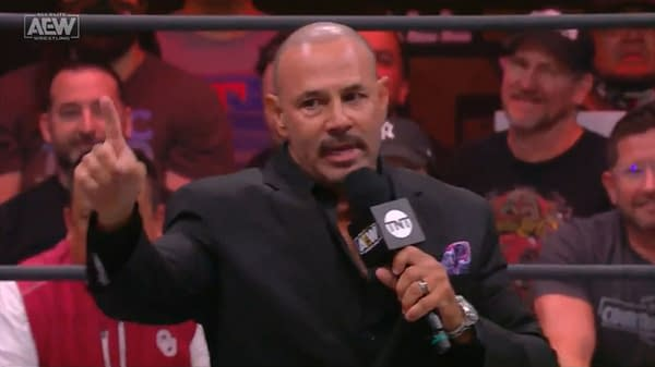 Chavo Guerrero debuts on AEW Dynamite: Fyter Fest Night 2