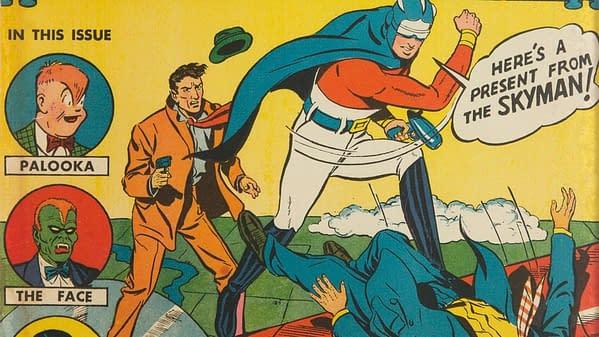 Big Shot Comics #14 (Columbia, 1941)