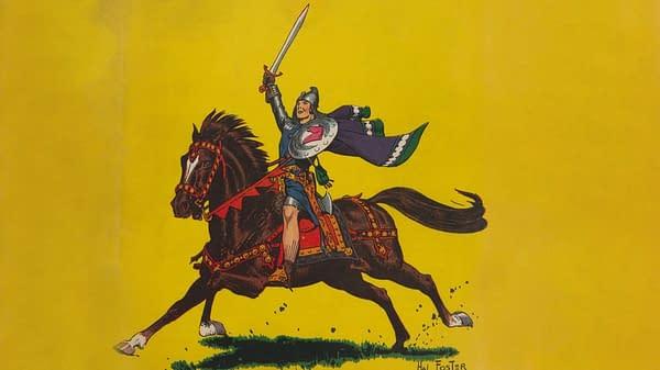 Feature Books #26 Prince Valiant (David McKay Publications, 1941)