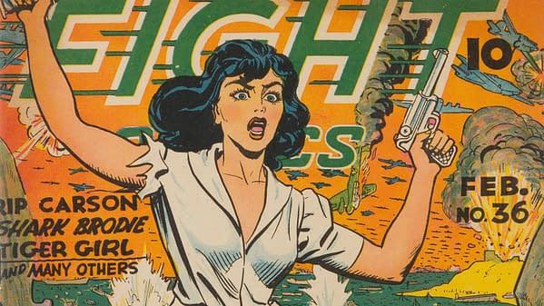 Fight Comics #36 (Fiction House, 1945)
