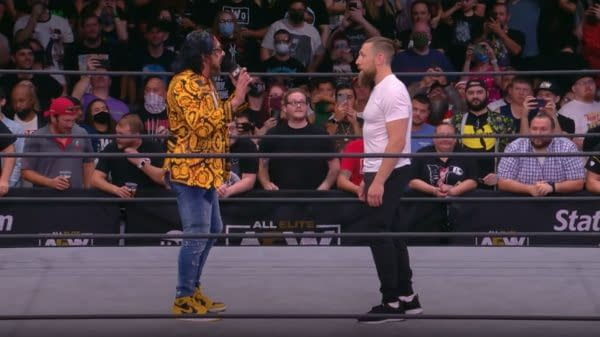 Everything The Chadster Hated About AEW Dynamite 9/8/2021