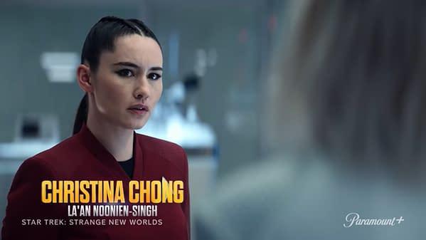 Star Trek: Strange New Worlds: How Does La'an Noonien-Singh Factor In?