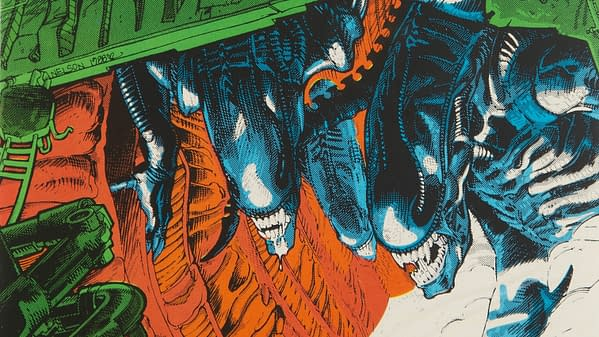 Aliens #3 (Dark Horse, 1989).