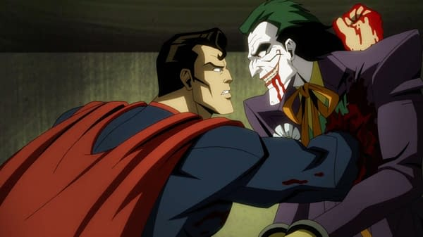 Injustice's Anson Mount On Batman's Ironclad Moral Compass