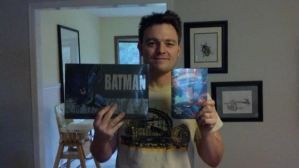 Christmas Presents For Comics People