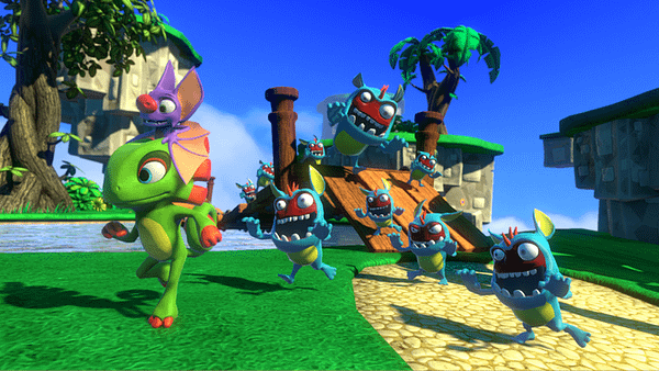 Yooka-Laylee Finally Gets Release Date For Nintendo Switch – And It's Soon