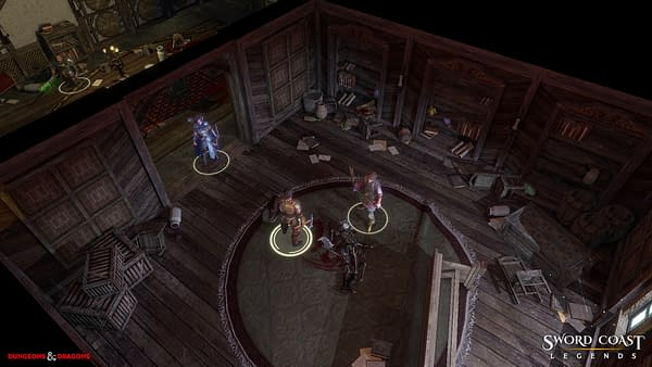 Sword Coast Legends - Screenshot (3)