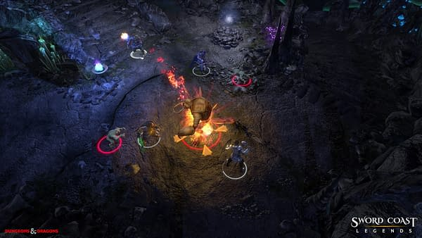 Sword Coast Legends - Screenshot (7)