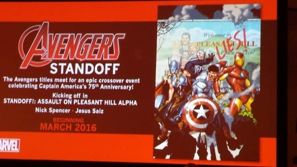 NYCC '15: Avengers Standoff Announced At Iron Man / Avengers Panel