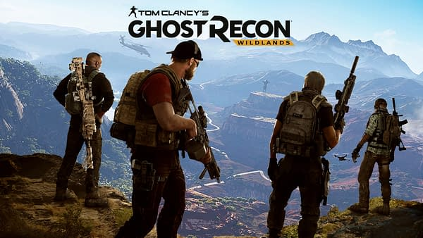 Ubisoft Teases a Ghost Recon Announcement During Skellcon