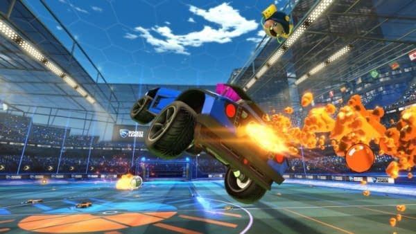 'Rocket League' Price Will Stay The Same On Nintendo Switch