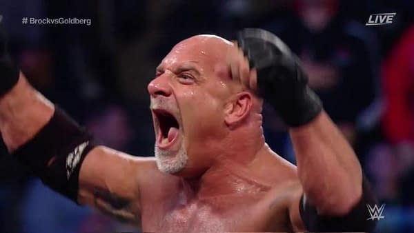 Goldberg Thinks Hulk Hogan Deserves a Chance to Be Given a Chance to Return to WWE