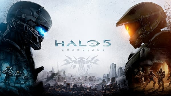 Halo 5 Will Be Getting A 4K Update In November For The Xbox One X