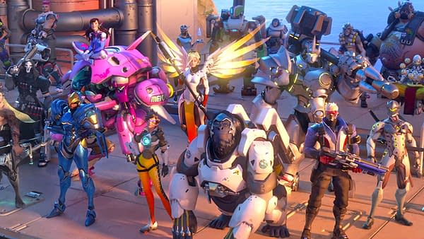 Deathmatch Finally Comes To 'Overwatch' Today In New Patch