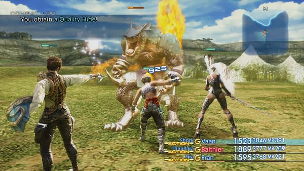 Final Fantasy XII: The Zodiac Age is Coming to PC on February 1st