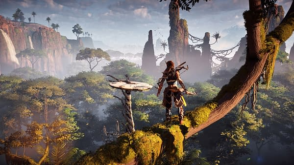 Explore the world with out bugging out on you, courtesy of Guerrilla Games.