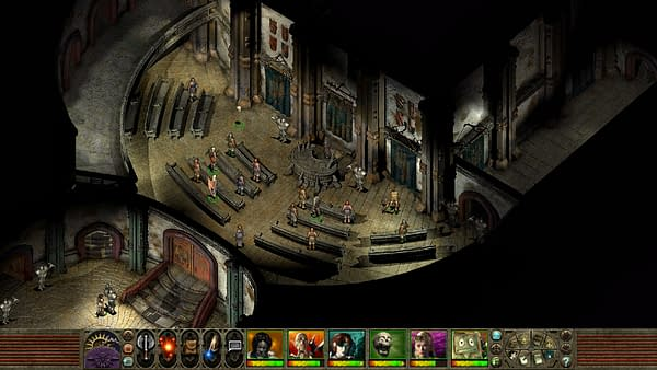 Skybound Games and Beamdog Bringing Classic Baldur's Gate Games to Consoles
