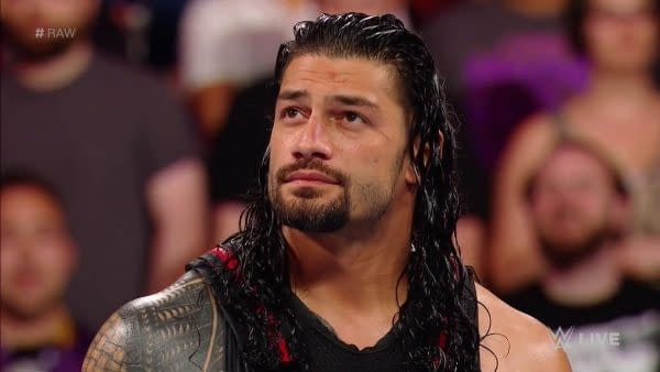 Roman Reigns: Not A Bad Guy, Not A Good Guy, Just The Guy With The #1 Profile On ESPN