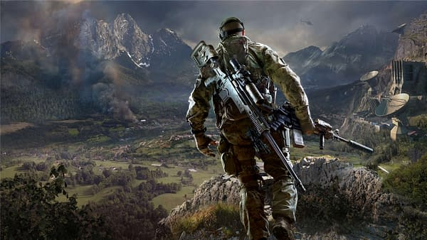 """""""Sniper Ghost Warrior Contracts"""" Receives a Teaser Trailer Ahead Of E3"""