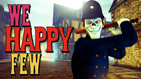 We Happy Few Shows Off Gameplay Trailer at the Xbox E3 Conference