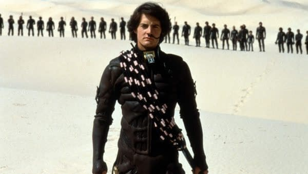 Brian Herbert Says First Draft Of New Dune Screenplay Is Finished