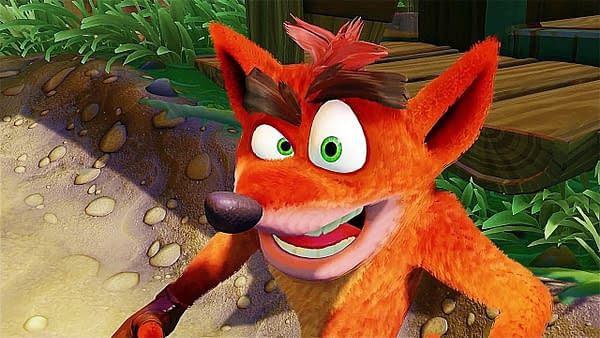 Crash Bandicoot's Switch Port Being Handled by a Different Company