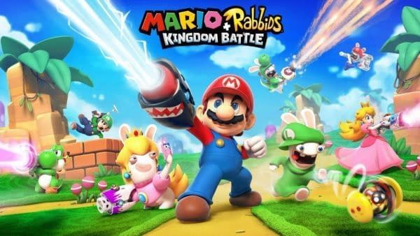 Ubisoft Releases New Trailer For 'Mario + Rabbids: Kingdom Battle'
