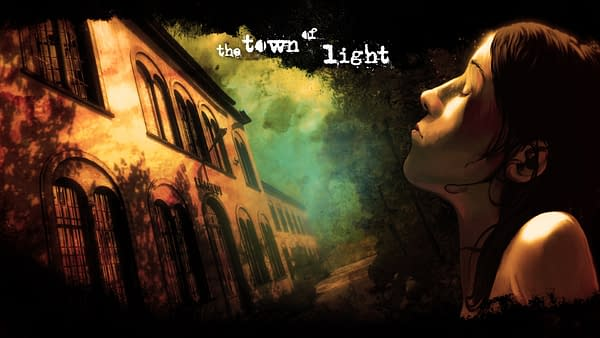 Digital Sales Of 'The Town Of Light' Are Being Donated To Mental Health Awareness