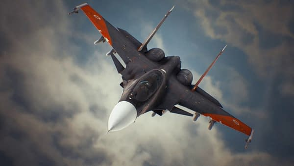 Bandai Namco Launches a New Website to Prepare for Ace Combat 7