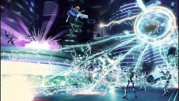 Sowing The Seeds Of Chaos With Agents Of Mayhem At E3