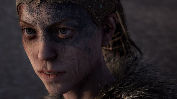 Switch Players will be Getting Hellblade: Senua's Sacrifice