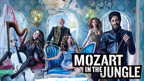 Mozart's Requiem: Amazon Cancels 'Mozart In The Jungle' After 4 Seasons